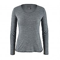 Patagonia Women's Long-Sleeved Capilene Cool Lightweight Shirt