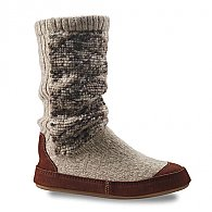 Acorn Women's Slouch Boot Slipper Socks F16