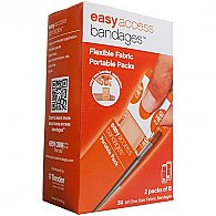 Adventure Medical Kits Easy Access Bandages™ Fabric, 30 Count
