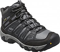KEEN Men's Oakridge Waterproof Mid Hiking Boots