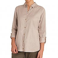 Sherpa Women's Kiran Long Sleeve Hemp Shirt
