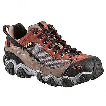 Oboz Men's Firebrand II BDry Low Cut Hiking Shoe