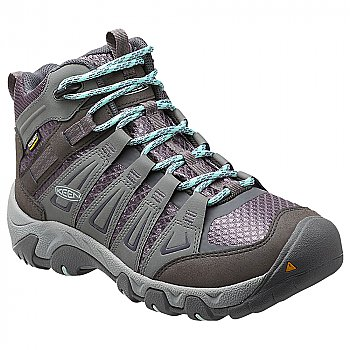 KEEN Women's Oakridge Waterproof Mid Boots